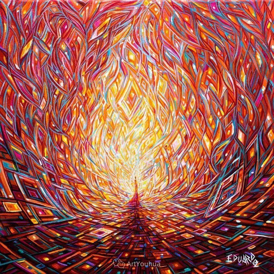 色彩绚丽的概念化艺术作品欣赏插图1