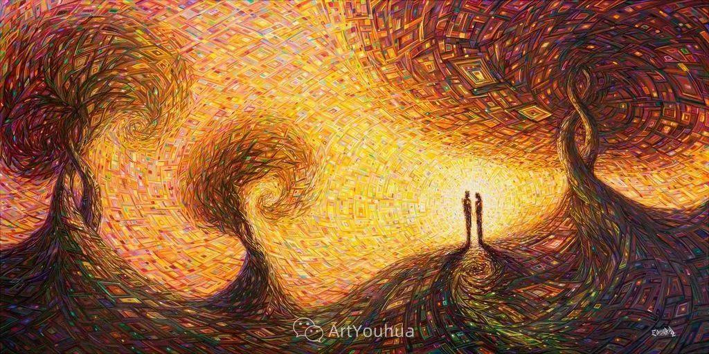 色彩绚丽的概念化艺术作品欣赏插图11