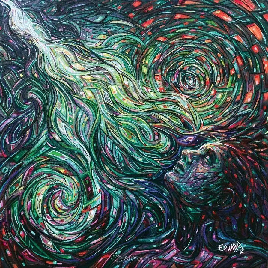 色彩绚丽的概念化艺术作品欣赏插图13