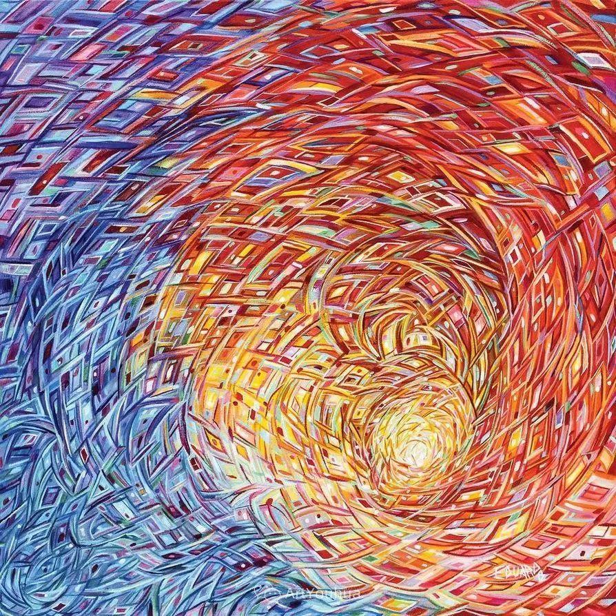 色彩绚丽的概念化艺术作品欣赏插图25