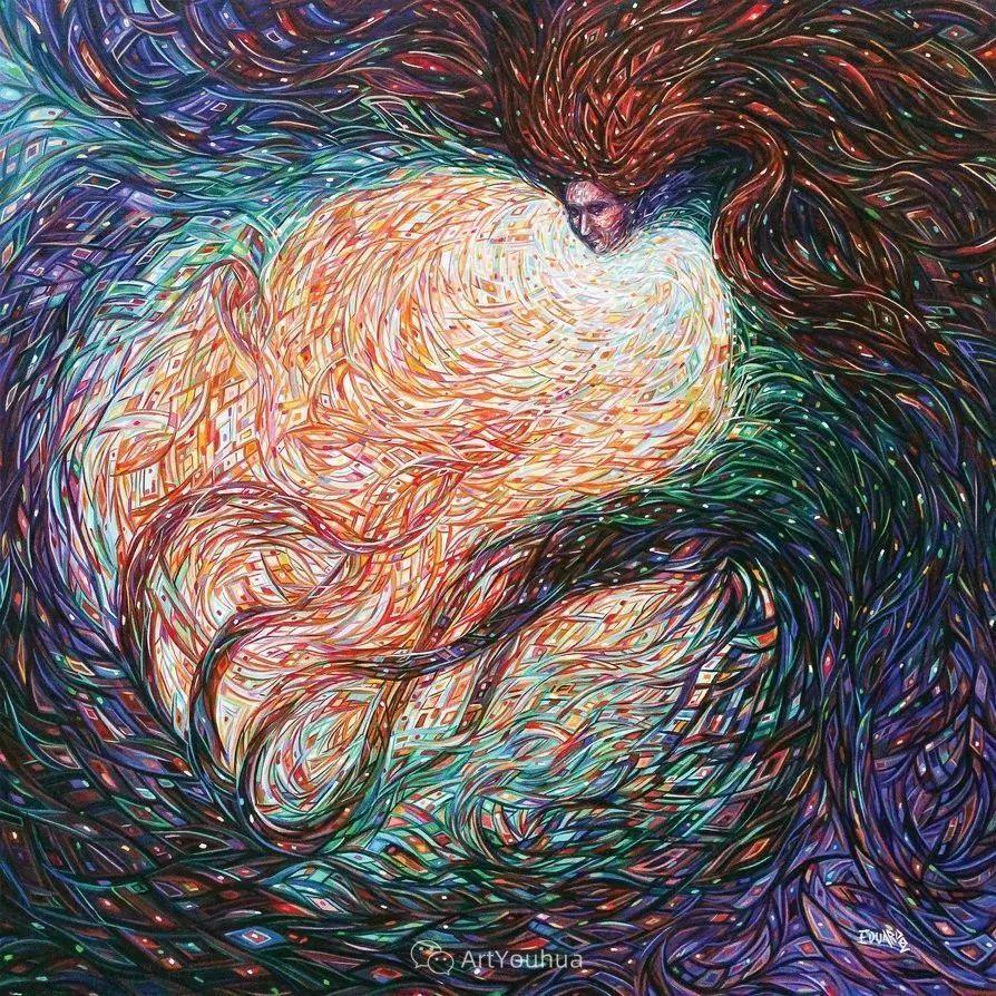 色彩绚丽的概念化艺术作品欣赏插图27