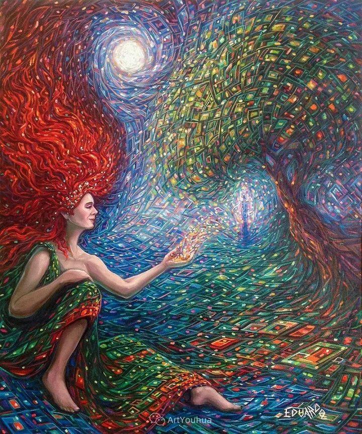 色彩绚丽的概念化艺术作品欣赏插图35