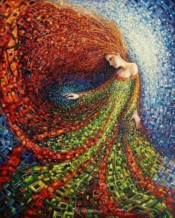 色彩绚丽的概念化艺术作品欣赏插图41