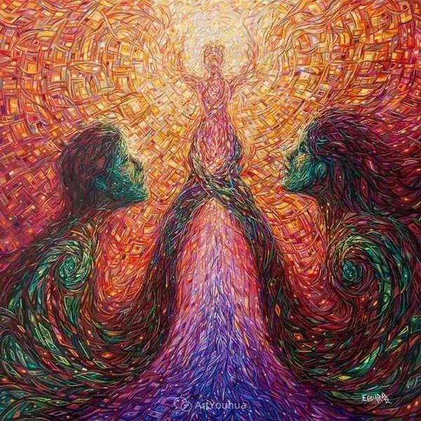 色彩绚丽的概念化艺术作品欣赏插图45