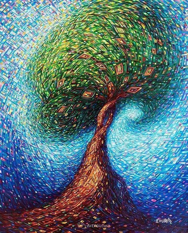 色彩绚丽的概念化艺术作品欣赏插图47