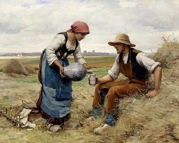 他视角下农民生活,呈现无比的诗意和几许浪漫!插图1