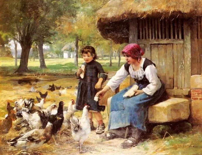 他视角下农民生活,呈现无比的诗意和几许浪漫!插图3
