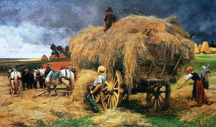 他视角下农民生活,呈现无比的诗意和几许浪漫!插图5