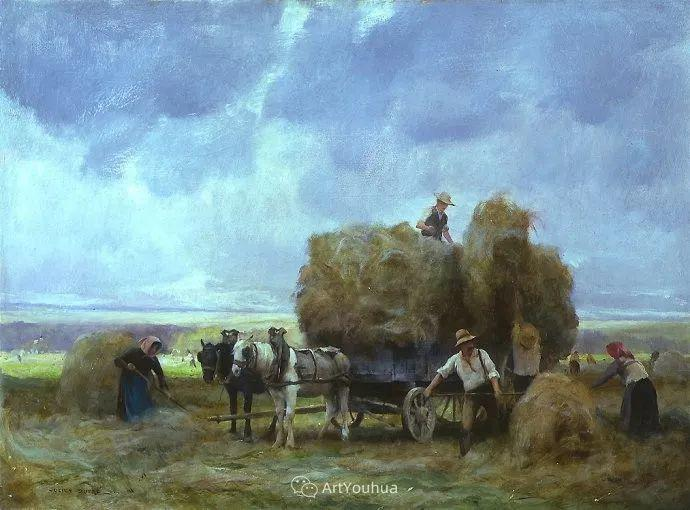 他视角下农民生活,呈现无比的诗意和几许浪漫!插图7