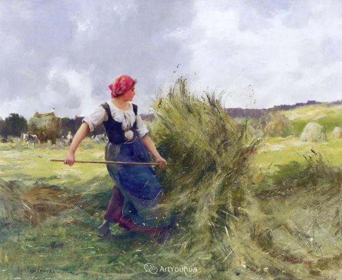 他视角下农民生活,呈现无比的诗意和几许浪漫!插图9
