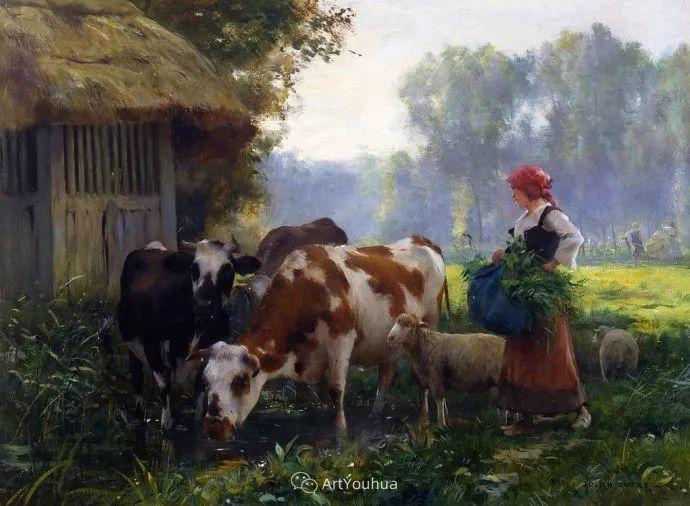 他视角下农民生活,呈现无比的诗意和几许浪漫!插图11