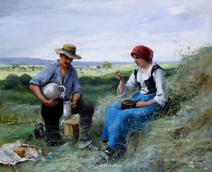 他视角下农民生活,呈现无比的诗意和几许浪漫!插图13