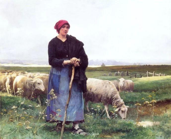 他视角下农民生活,呈现无比的诗意和几许浪漫!插图17