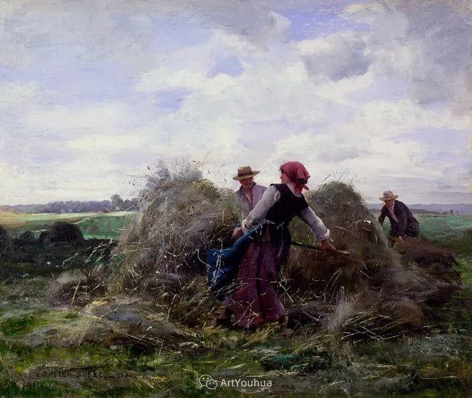 他视角下农民生活,呈现无比的诗意和几许浪漫!插图29
