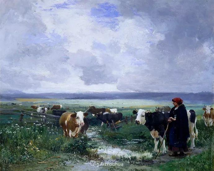 他视角下农民生活,呈现无比的诗意和几许浪漫!插图31