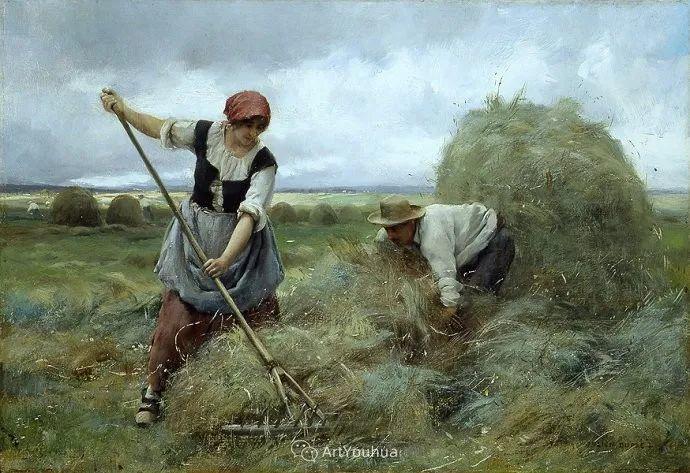 他视角下农民生活,呈现无比的诗意和几许浪漫!插图45