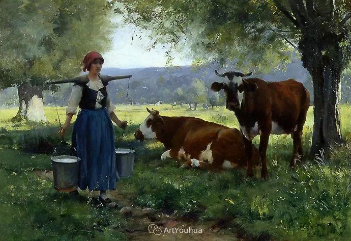他视角下农民生活,呈现无比的诗意和几许浪漫!插图47