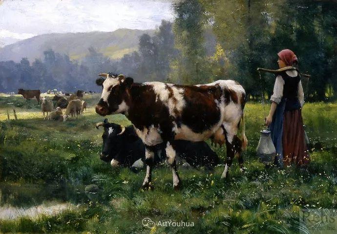 他视角下农民生活,呈现无比的诗意和几许浪漫!插图49