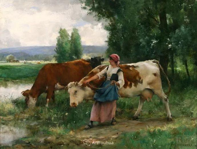 他视角下农民生活,呈现无比的诗意和几许浪漫!插图57