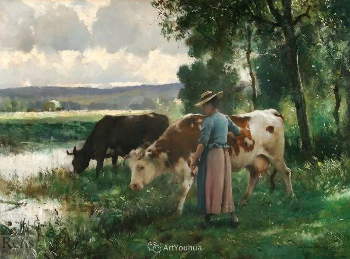 他视角下农民生活,呈现无比的诗意和几许浪漫!插图59