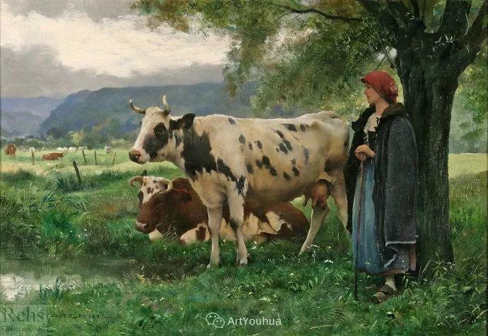 他视角下农民生活,呈现无比的诗意和几许浪漫!插图61