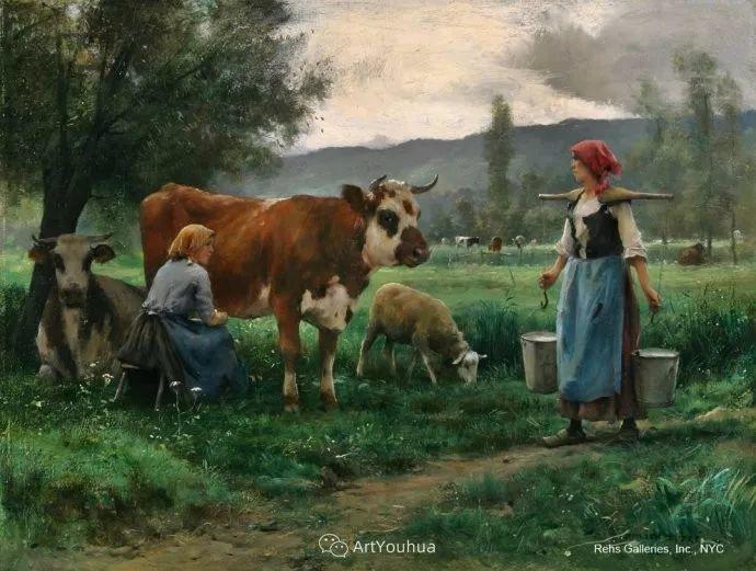 他视角下农民生活,呈现无比的诗意和几许浪漫!插图63