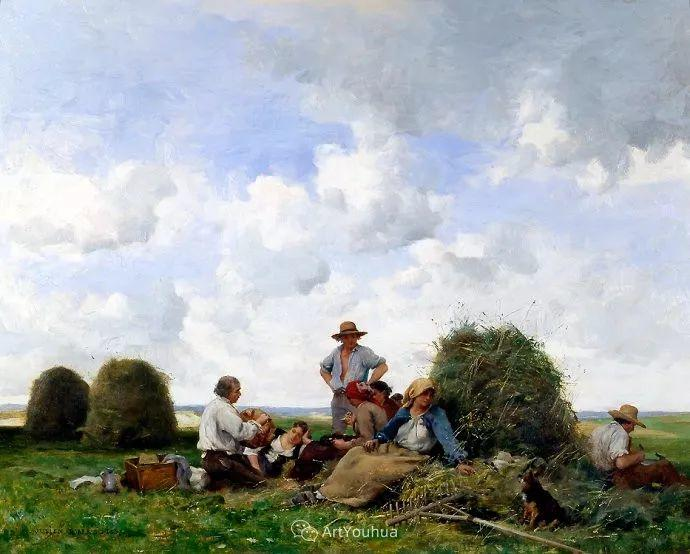 他视角下农民生活,呈现无比的诗意和几许浪漫!插图65