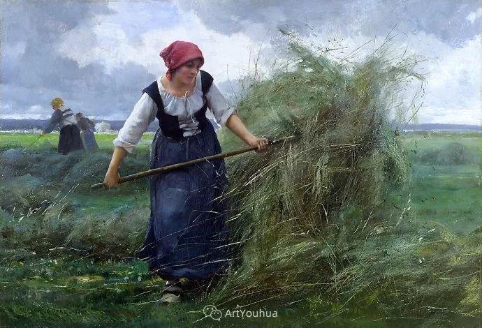 他视角下农民生活,呈现无比的诗意和几许浪漫!插图71