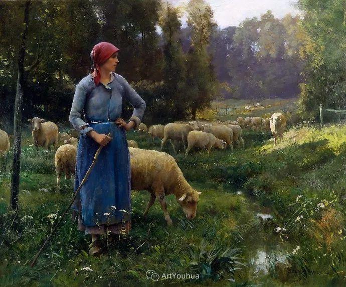 他视角下农民生活,呈现无比的诗意和几许浪漫!插图73
