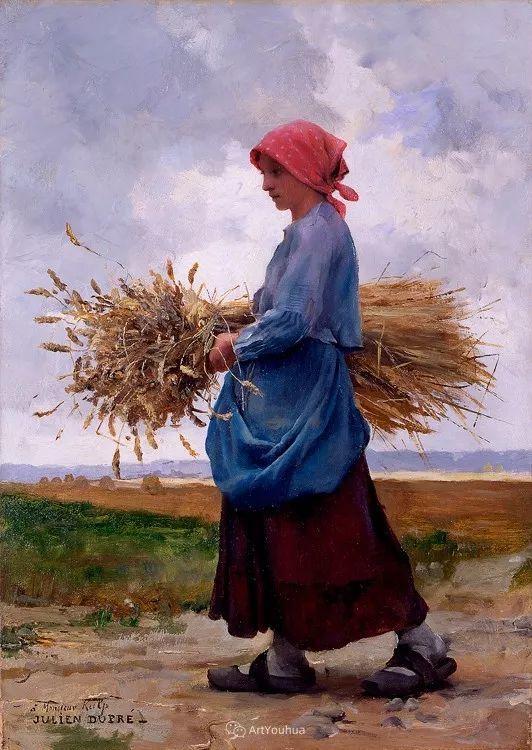 他视角下农民生活,呈现无比的诗意和几许浪漫!插图79