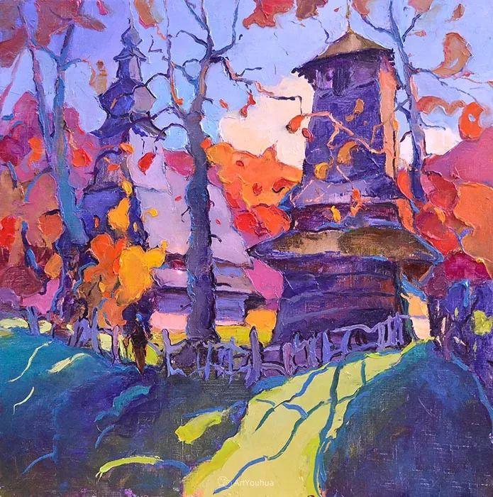 乌克兰画家Alexander Shandor作品欣赏插图1