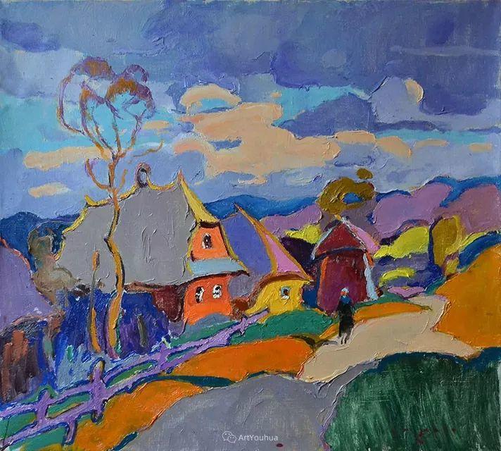 乌克兰画家Alexander Shandor作品欣赏插图49