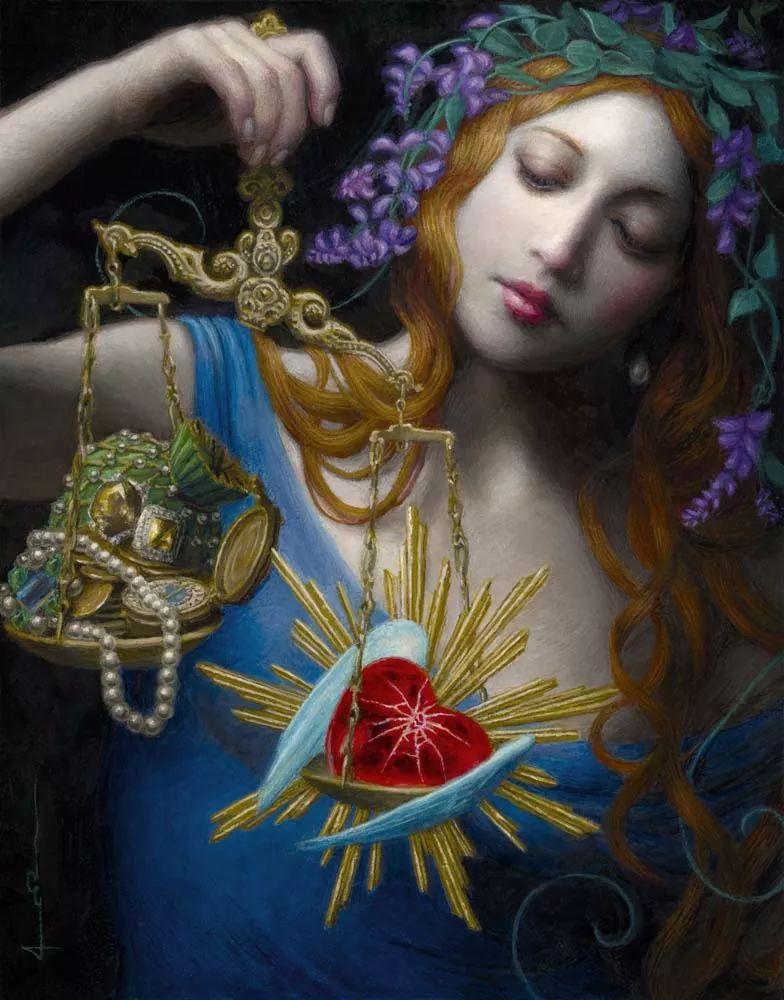 神话里神秘的女孩,神秘新奇 怀旧感性插图23