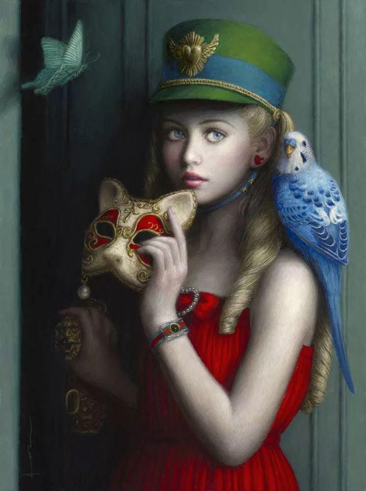 神话里神秘的女孩,神秘新奇 怀旧感性插图27