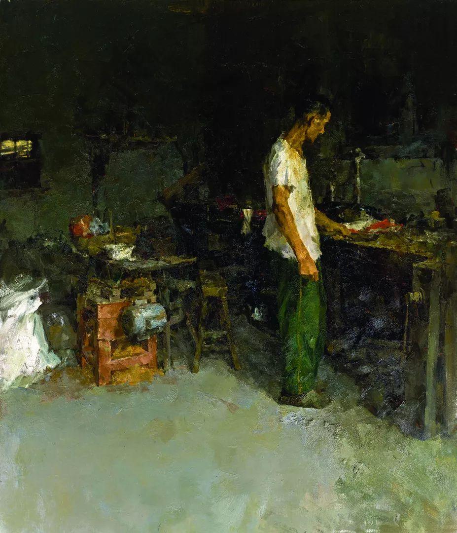 第十三届全国美展·油画作品展595幅 (全部)插图17