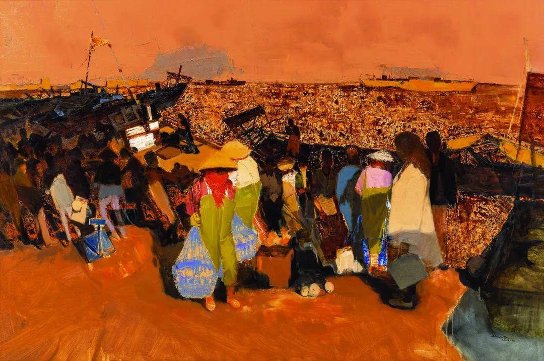 第十三届全国美展·油画作品展595幅 (全部)插图39