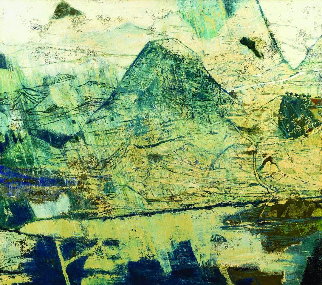 第十三届全国美展·油画作品展595幅 (全部)插图40