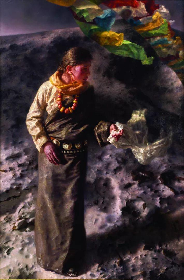 第十三届全国美展·油画作品展595幅 (全部)插图53