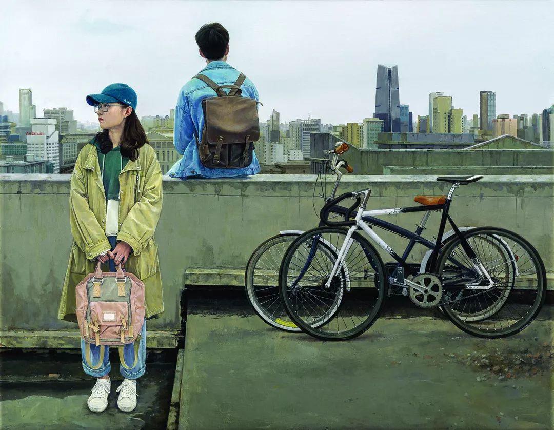 第十三届全国美展·油画作品展595幅 (全部)插图55