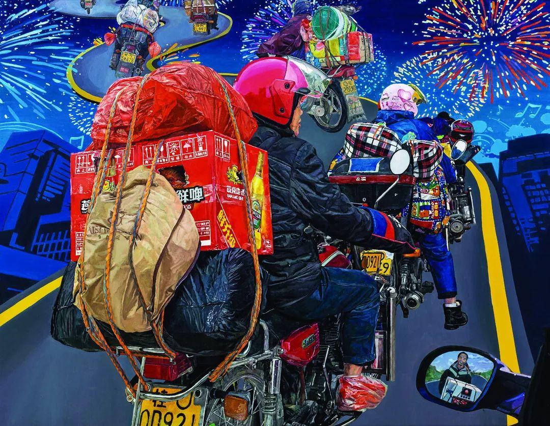 第十三届全国美展·油画作品展595幅 (全部)插图62
