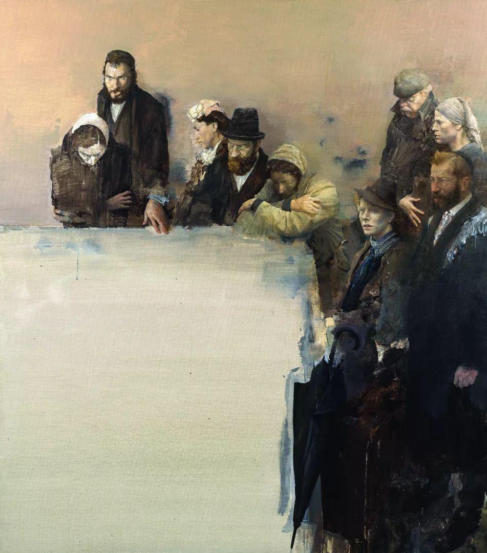 第十三届全国美展·油画作品展595幅 (全部)插图74