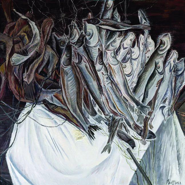 第十三届全国美展·油画作品展595幅 (全部)插图93