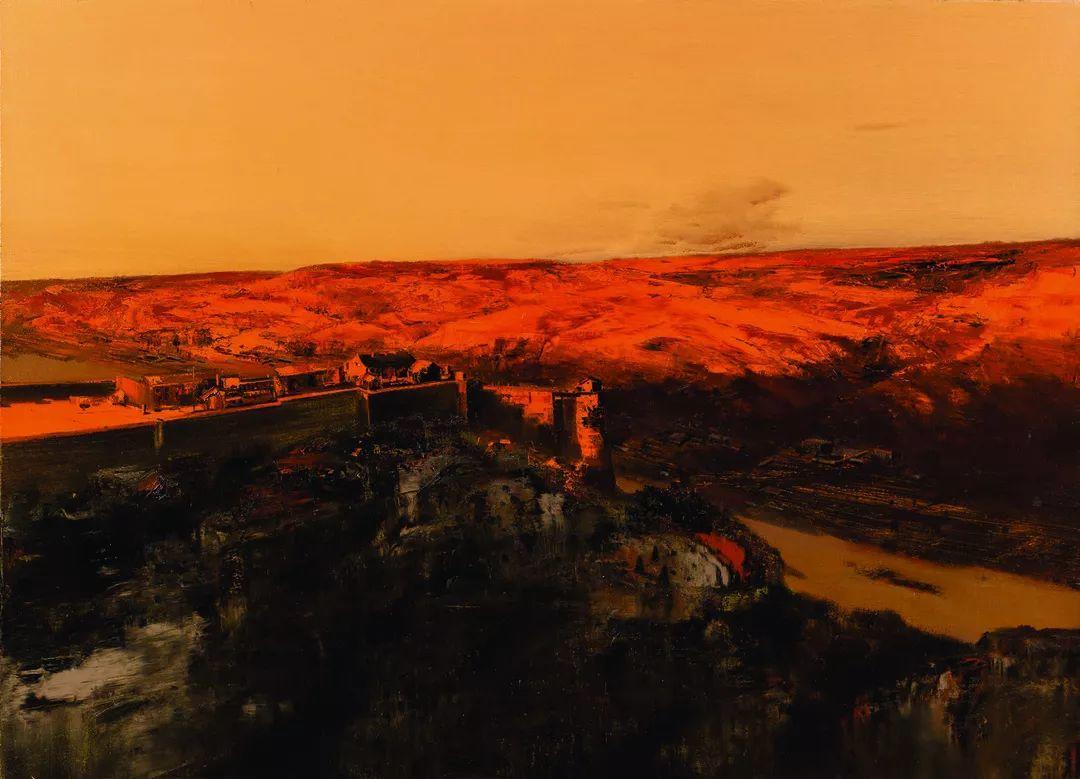 第十三届全国美展·油画作品展595幅 (全部)插图99