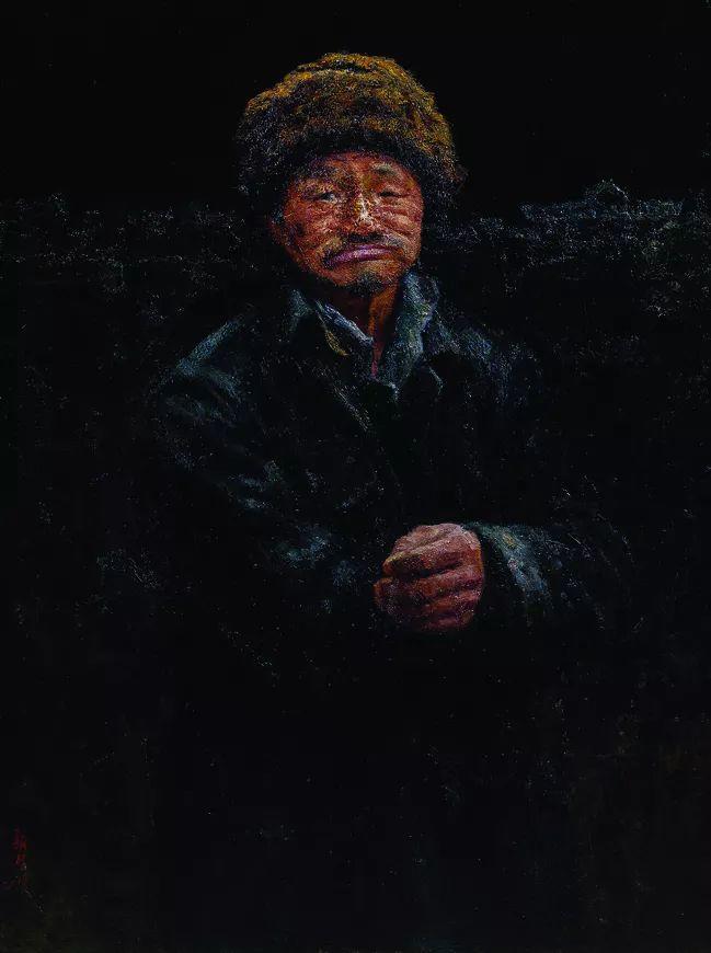 第十三届全国美展·油画作品展595幅 (全部)插图100