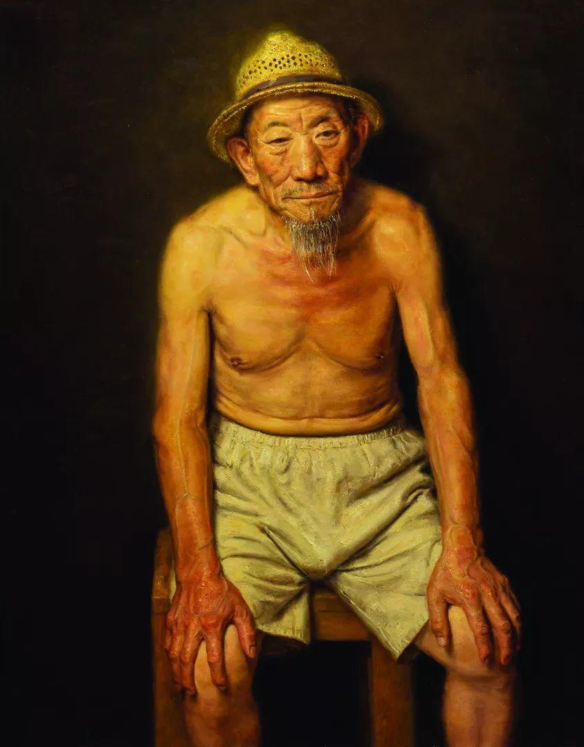 第十三届全国美展·油画作品展595幅 (全部)插图103
