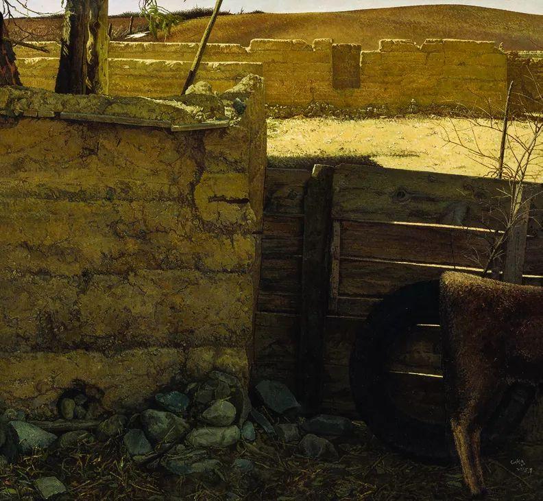 第十三届全国美展·油画作品展595幅 (全部)插图105