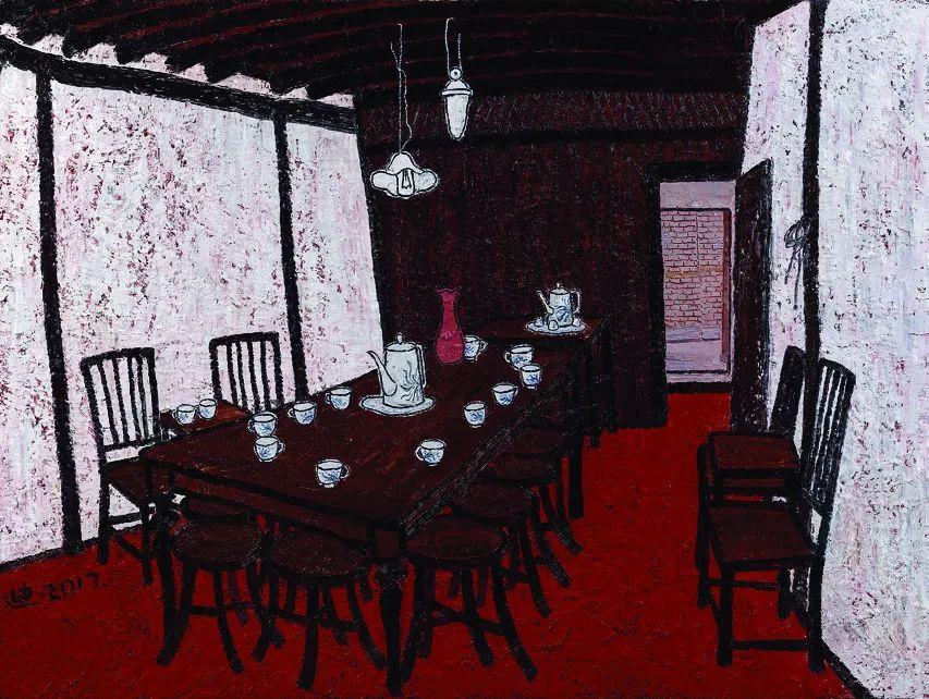 第十三届全国美展·油画作品展595幅 (全部)插图114