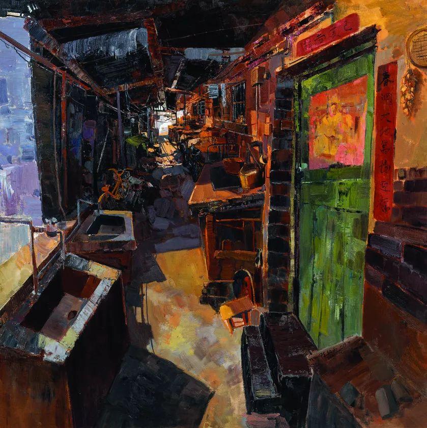 第十三届全国美展·油画作品展595幅 (全部)插图118