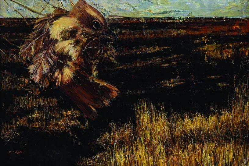 第十三届全国美展·油画作品展595幅 (全部)插图127