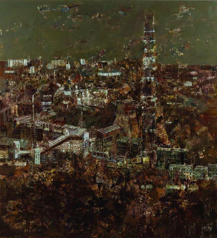 第十三届全国美展·油画作品展595幅 (全部)插图131